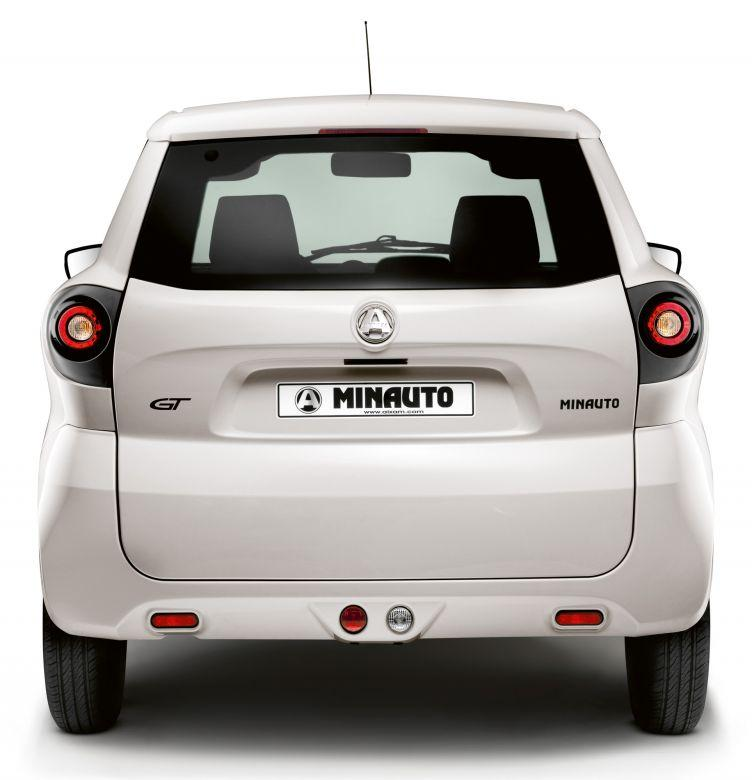 Aixam Minauto GT