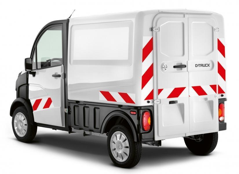 Aixam Furgón D-Truck