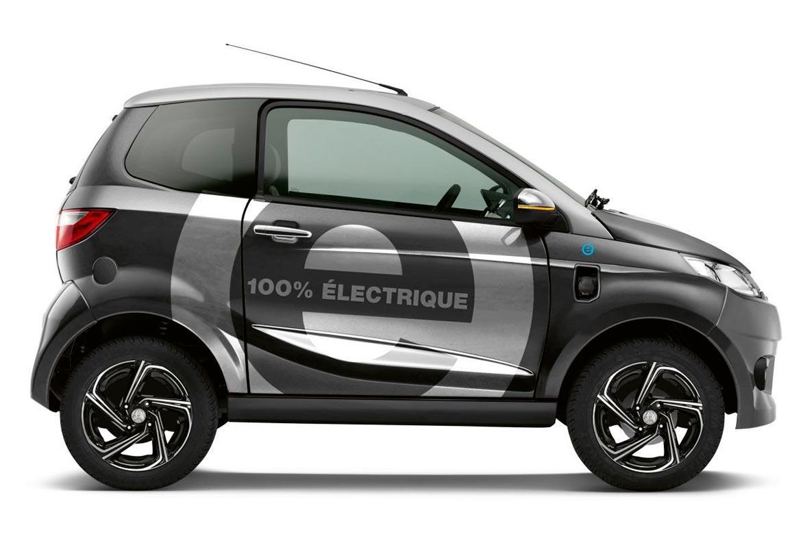 E-Aixam E-City Premium. Coches sin carnet eléctricos - UrbanCar