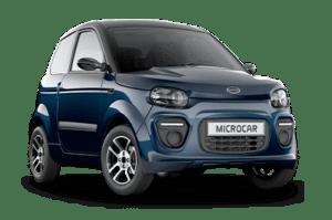 Microcar M.GO 6 Plus. Coches sin carnet - UrbanCar