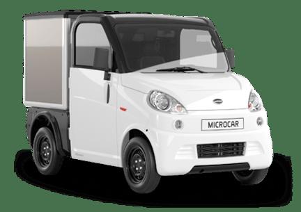 Microcar M-Cross Initial. Coche sin carnet - UrbanCar