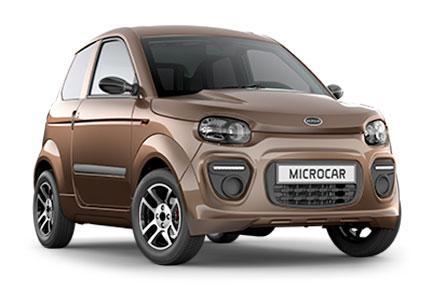 Microcar M.Go6 Plus bronce