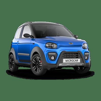 Microcar M.Go6 X azul
