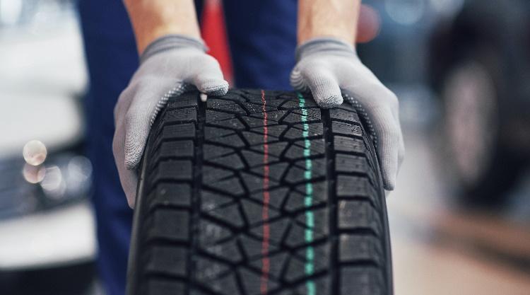 Los nuevos neumáticos de los coches sin carnet